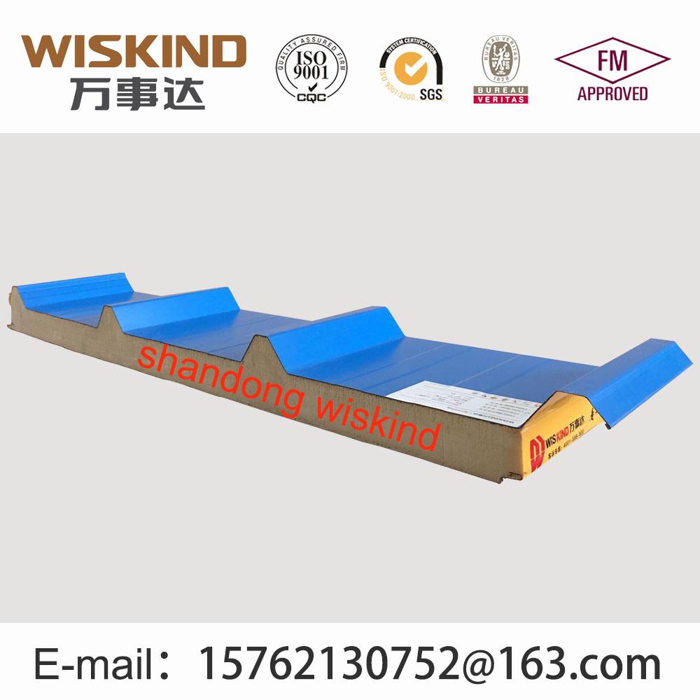 Pu sandwich panneaux de toiture panneaux acoustiques for Panneaux sandwich toiture prix m2