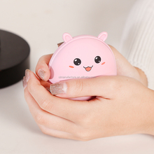 warming power bank keep in hands rechargeable cute power bank 2600mAh hand warmer power banks for Christmas gift