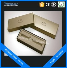 Excellent design reasonable price custom flocking blister packing tray for exclusive pens
