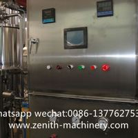 Automatic Small Carbonated Beverage Filling Production