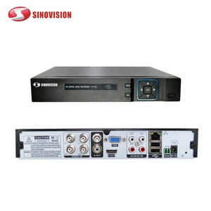Sinovision h.264 1080N 4/8/16ch mobile view CCTV Security standalone dvr (5 in 1)