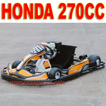 9HP 270cc Racing Go Kart with HONDA engine