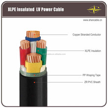 Electrical Power Cable /NYY/N2XBY/NYFGBY/N2XH