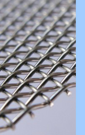 40 mesh 99.99% Pure Sliver Woven Wire Mesh Silver Expanded Metal Mesh