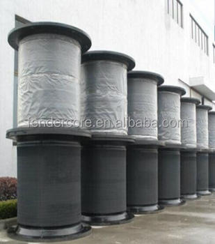 Popular sell marine rubber fender for ship and jetty