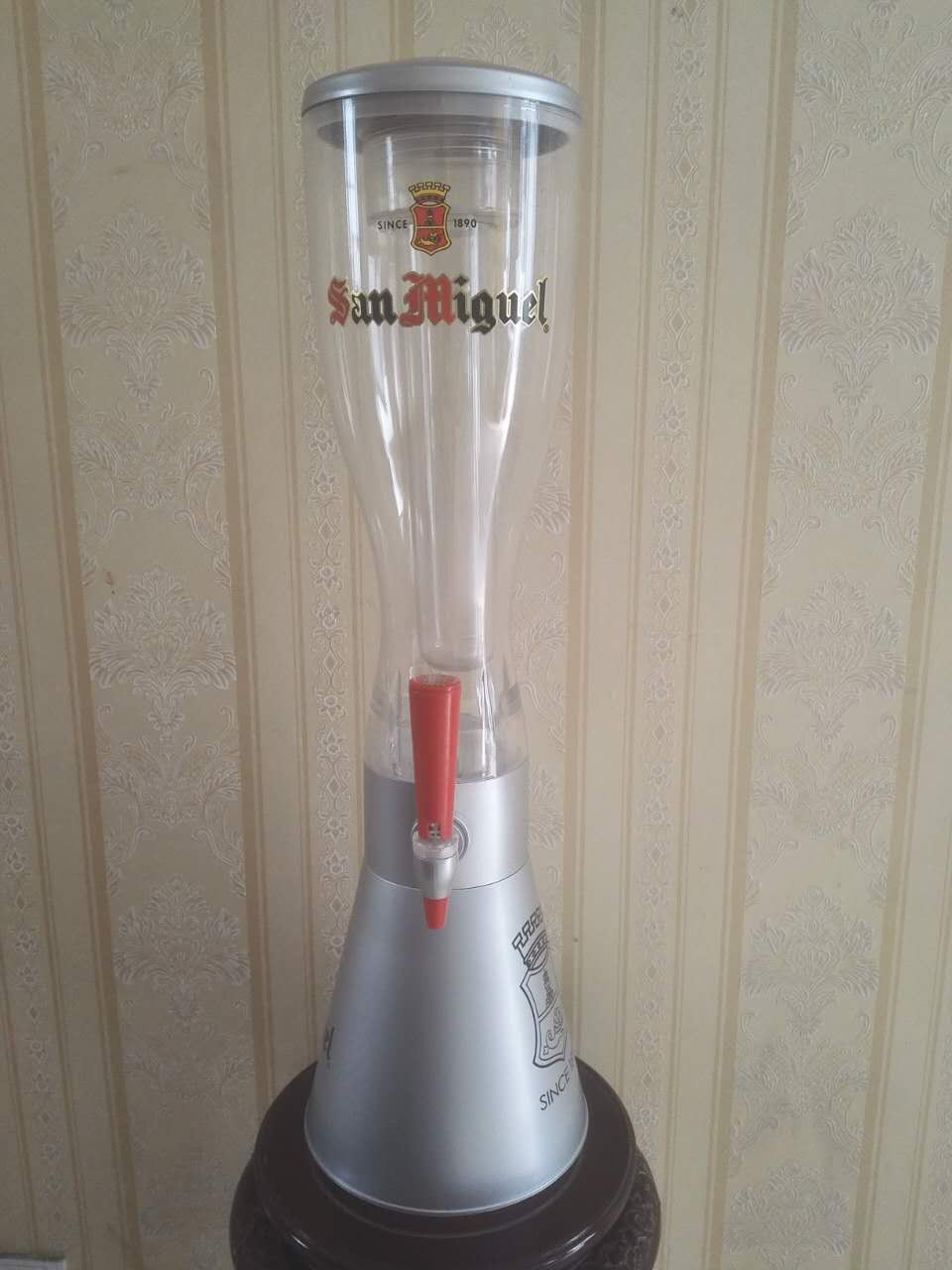 3L beer tower in special shape