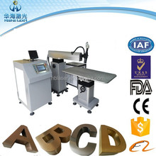 Channel letter LED alphabet letter laser welding machine electron beam welding machine