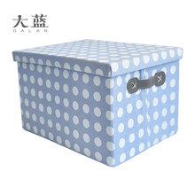 Hot selling durable using Eco-Friendly organizer storage box with lids