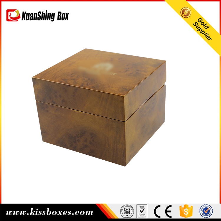 unique design new arrival attractive price wooden packaging box for watch and straps