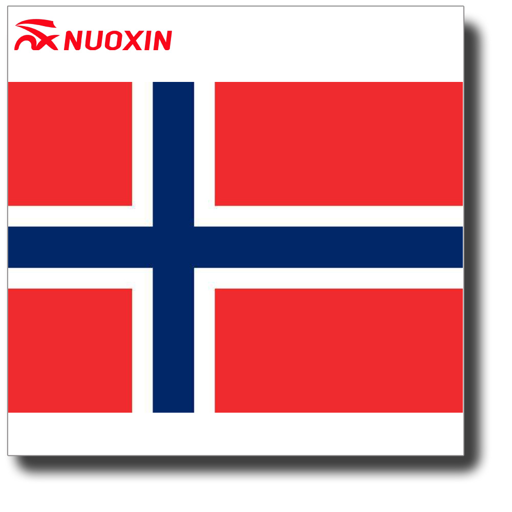 NX best quality Norway national flag cheap screen printed machine making flags