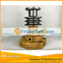 Water Pump 6110-63-1111 6110631111for Excavator spare parts 4D120