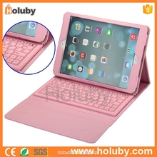 For iPad Air Wireless Bluetooth Keyboard Flip Leather Case Wireless Bluetooth Keyboard For iPad Air Dual Stand