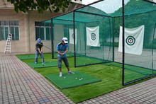 Best Quality Golf Practice Net For Golf Chipping And Driving