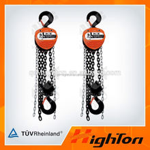 Excellent Service Pulley Chain Block