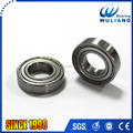 Stainless steel deep groove roller ball S6901ZZ bearing with 12*24*6mm