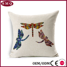 linen Japanese anime pillow pillow factory in china