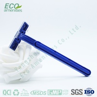 Plastic Sachet Producer safety razor blades is disposable razor