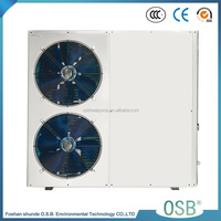 Meeting multi-function air heat pump for cooling and heating