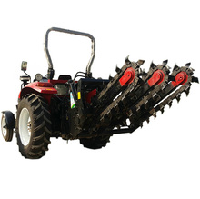 Factory price Manufacturer Supplier use for Buried cables trencher tractor implement