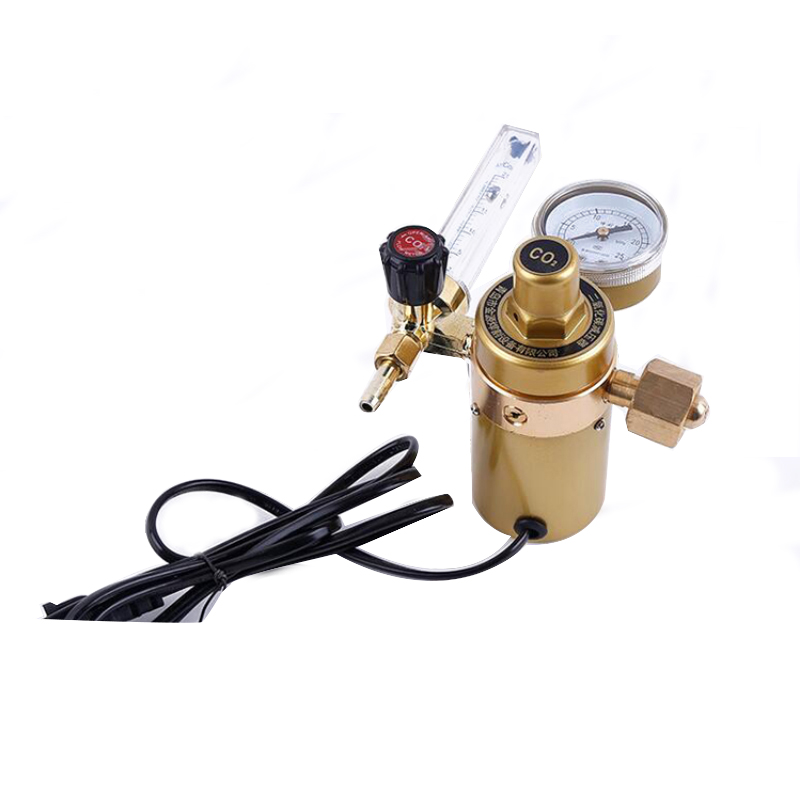 Medical digital co2 mini regulator