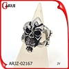 stainless steel jewelry ally express cheap wholesale man skull ring