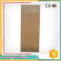 Cheaper Price Korean Style Solid Wood Flush Door
