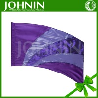 Good Quality Advertising Fashion Funny Big Size Color Guard Flag