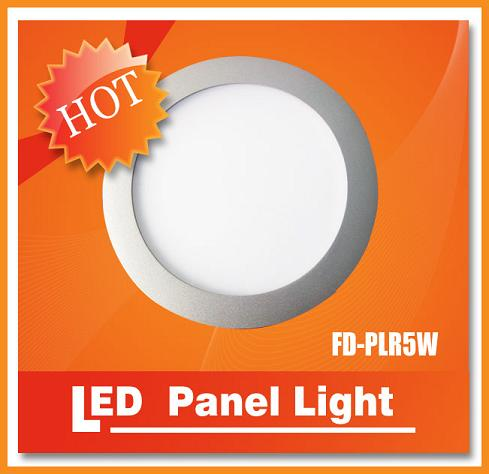 9W warm white led panel light ,excellent lighting effect with high performance smd3014 led