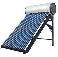 6 Years Quality Assurance 250 Liters Compact Pressure Heat Pipe Solar Water Heater