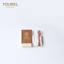 Tourel amenities manufacture hotel vanity kit for star hotels