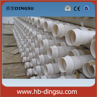 Factory supply pvc pipe prices / PVC pipe fitting / UPVC tee for india