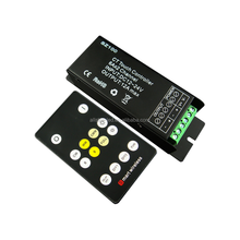 14 keys CT Controller 6A*2CH 2 Roads Two Color dimmer CW+WW controller CCT Color Temperature Dimmer LED SMD Strip IR Remote