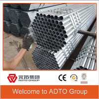 hot-dipped galvanized scaffolding pipe support