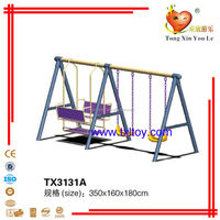 HOT SALE outdoor swing sets