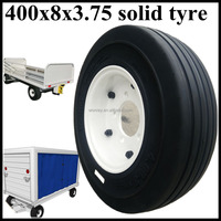 Chinese High Quality 400x8 SOLID Tyres