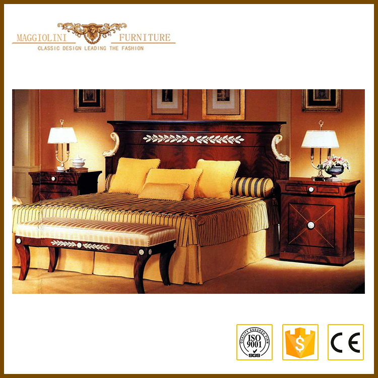 China manufacture good quality antique used bedroom furniture for sale