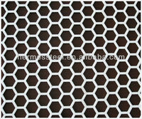 201 diamond hole stainless steel perforated panel