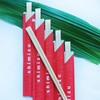 Cheapest price barbecue utensils carbonized bamboo chopsticks food or long catering