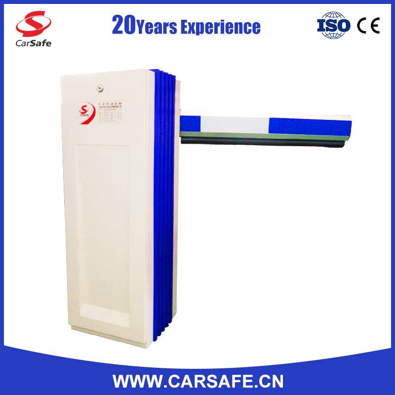 access control barrier gate operator for toll and parking lot