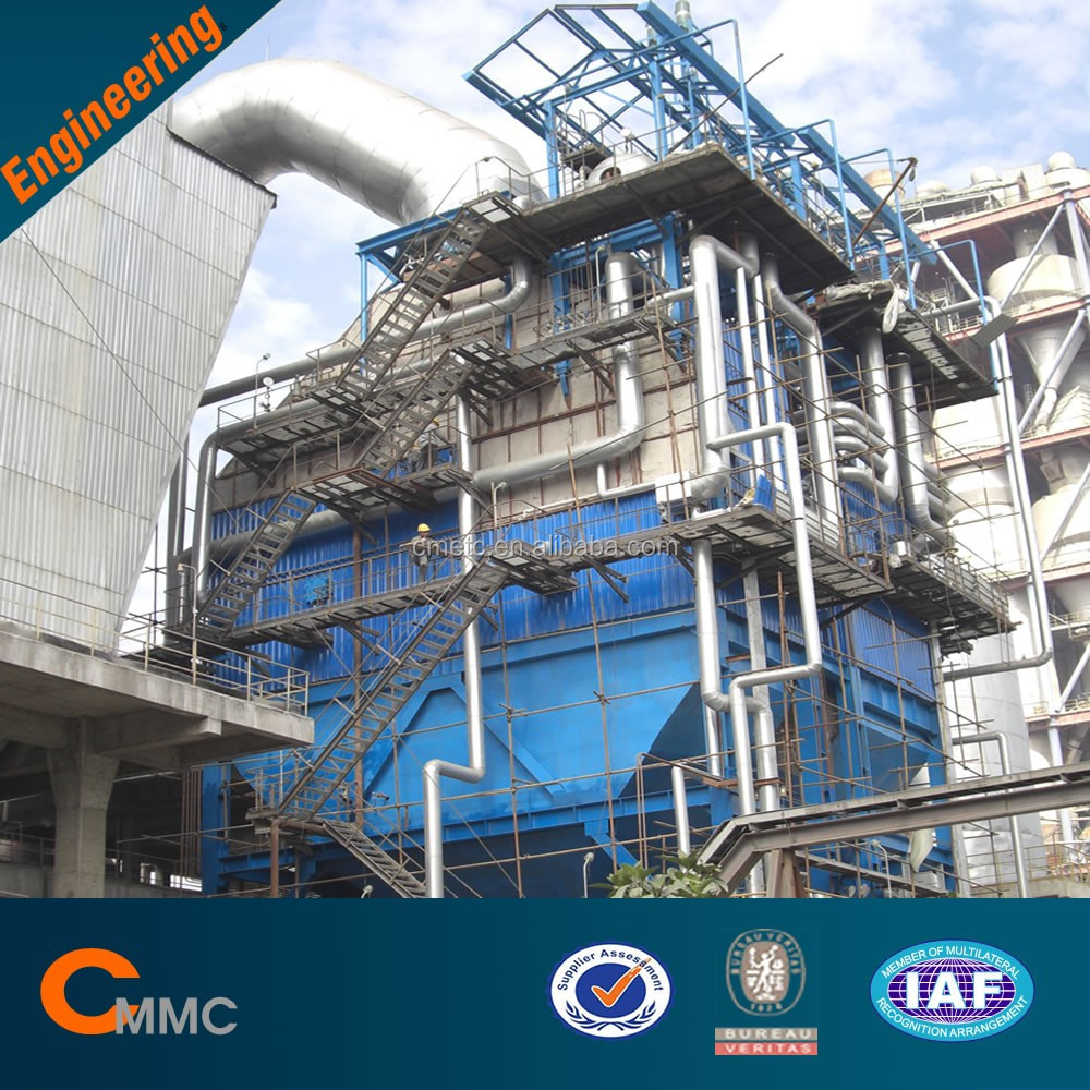 Waste heat recovery power generation plant