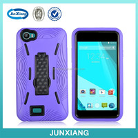 full protective rugged armor case with kickstand for blu studio 5.0c D536U