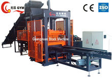 new technology best selling products qty6-18 block making machine turkey