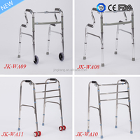 Rehabilitation Therapy Supplies medical rollator handicapped walker for walking aid