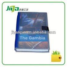 2014 Plastic PVC Book Cover with various sizes in 2014