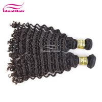 Wholesale high quality full cuticle remy synthetic fiber hair extension