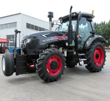 China most advance GPS Tractor for big farming usage