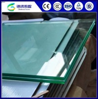 Top Quality New 4mm tempered laminated glass solar glass