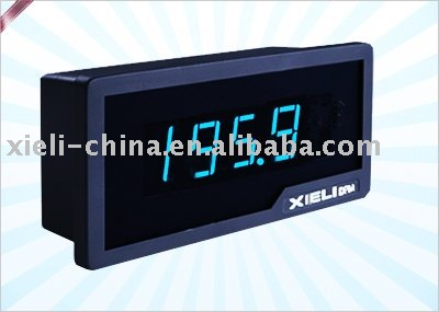 digital ampere meter with RS232, RS485 via USB