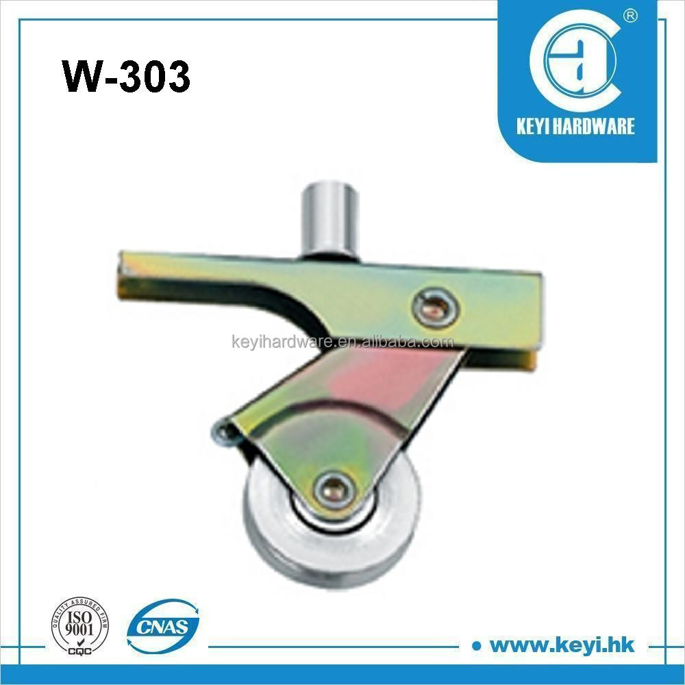 Aluminum Window Sliding Wheel With Factory Direct Price