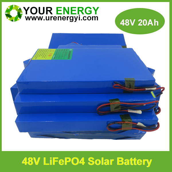 high quality batteries for electric forklift low internal resistance 48v 20ah battery